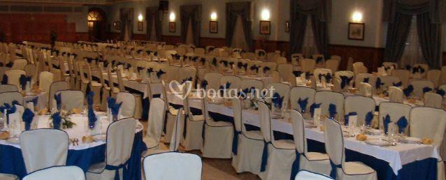 Salón Mango para eventos