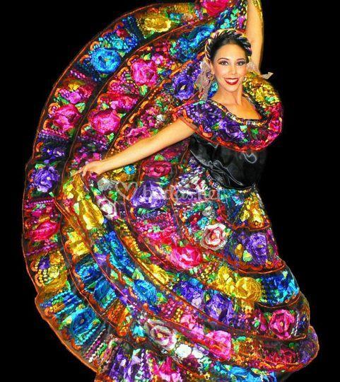 Espectáculo El Color de México