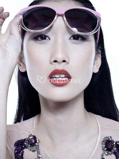 Revista de moda y look