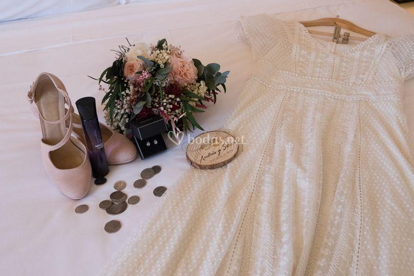 Complementos de la novia