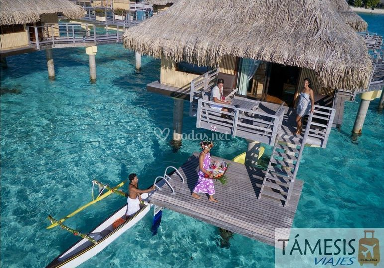 Bora Bora - Le Moana Resort