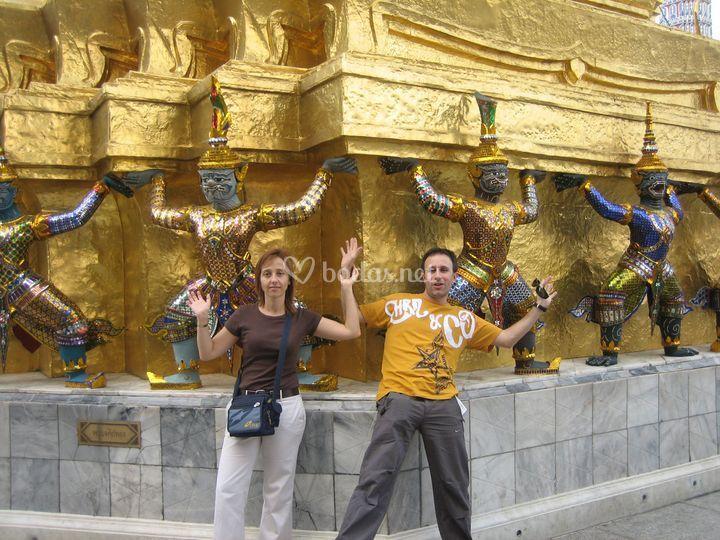 Tailandia espectacular