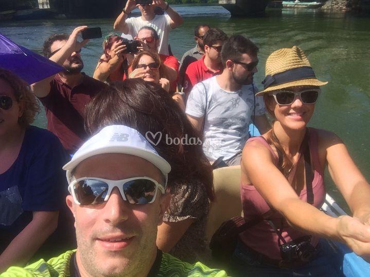 Selfie en Balapitiya