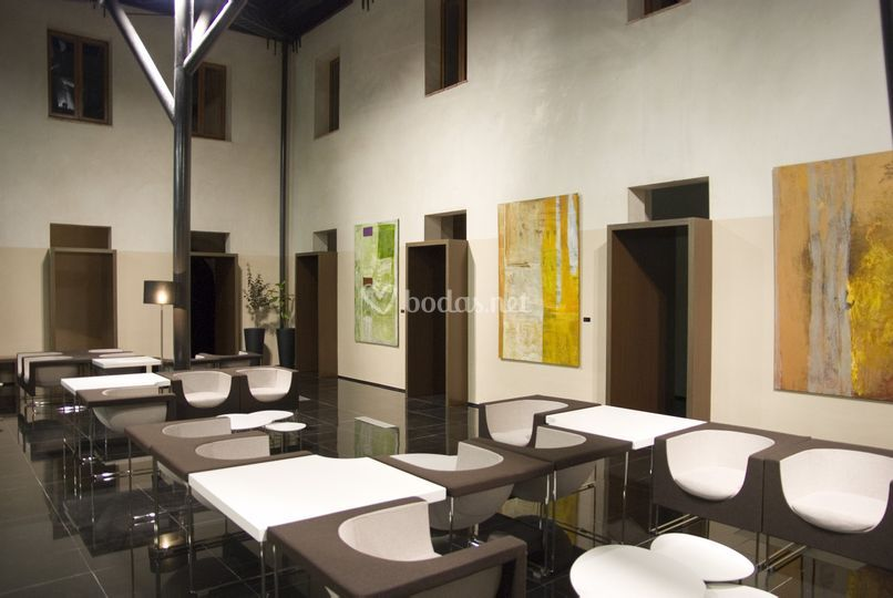 Cafetería-Claustro