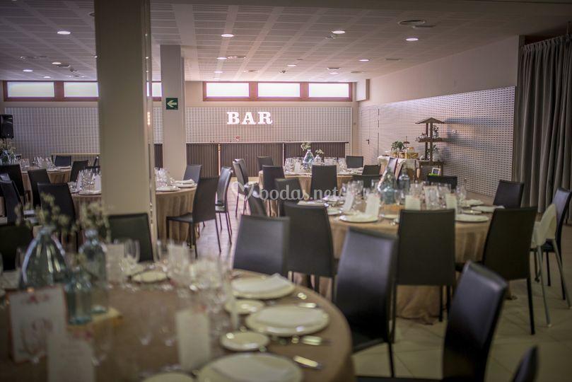 Zona de banquete