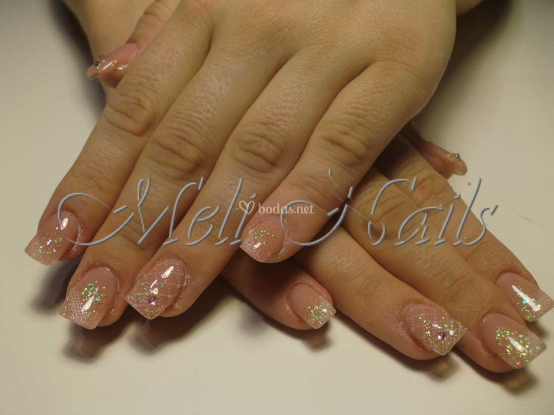 Uñas Elegantes Personalizadas De Nails Factory Sants Foto 4
