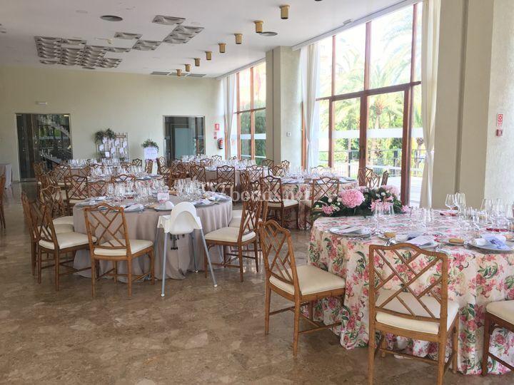 Hotel Intur Orange Salón bodas