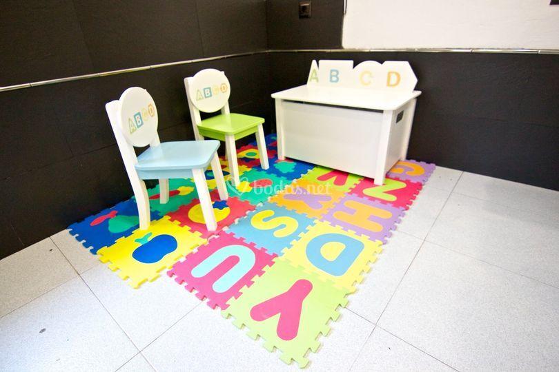 Kids Corner enLaura Presedo