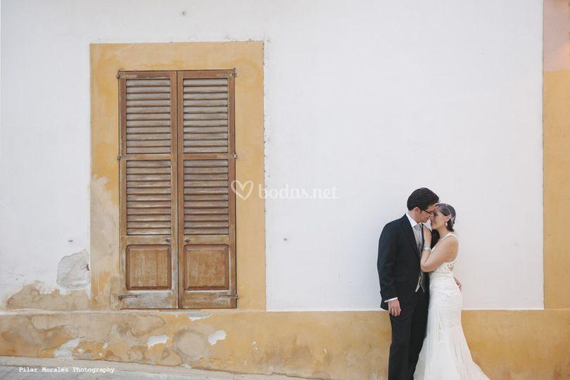 Love is in the air en Ibiza