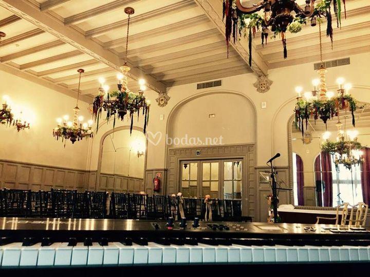 Ceremonia Gran Hotel