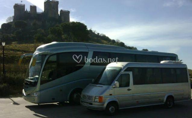 Autocar y minibús