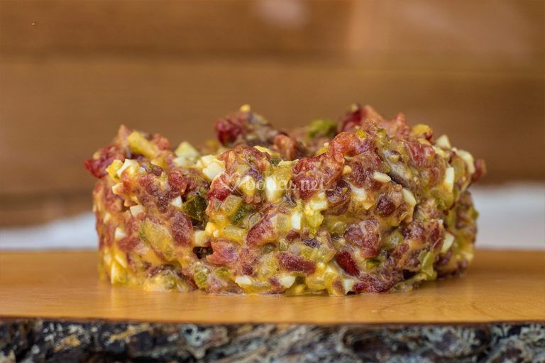 Steak Tartar de Rioluz