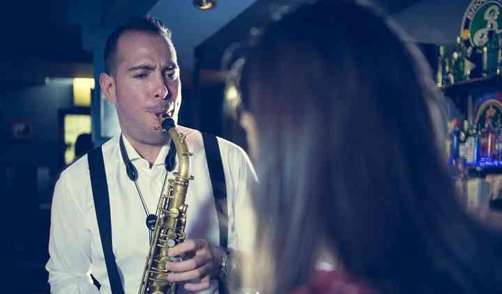 Manuel Martos Saxofonista