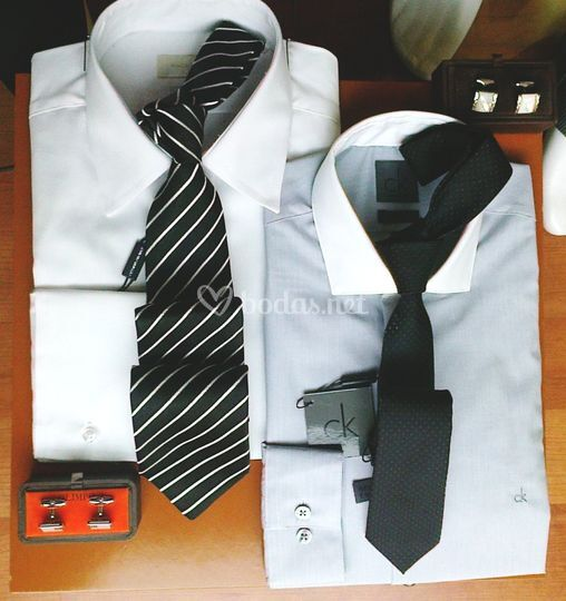 Complementos y camisas