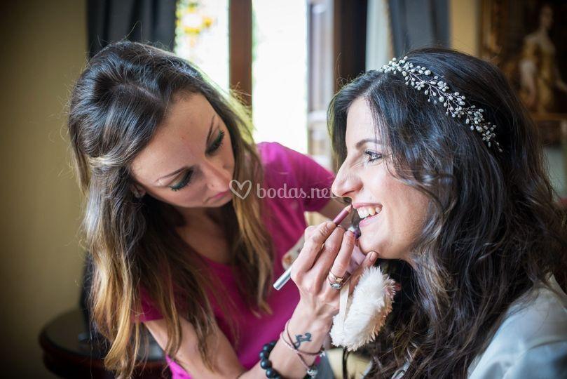 Fotos de boda en Torres de Agrelo