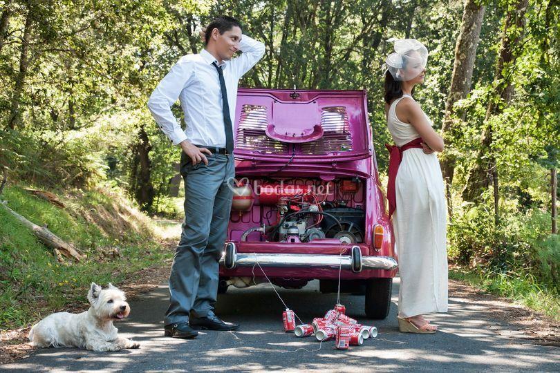 Fotos de boda en Pontevedra