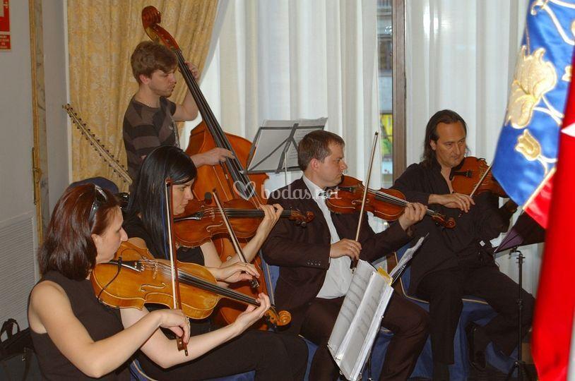 Evento en Hotel Palace