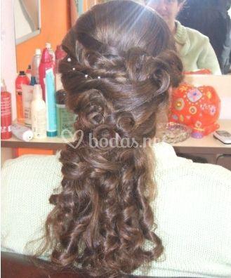 Peinados estructurados