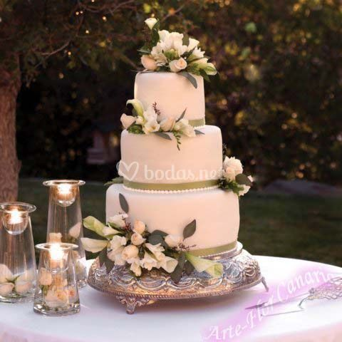 Decoraciones para la tarta