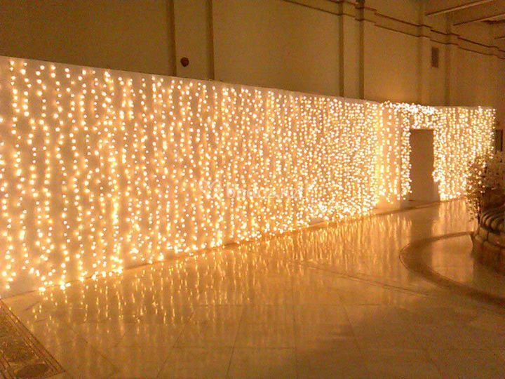 Neoluz-cortina de luces