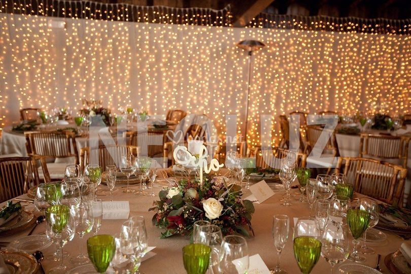 Neoluz-cortinas de luces