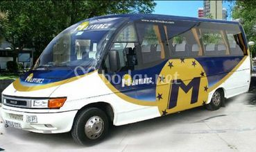 Autobus de 17 a 25 plazas