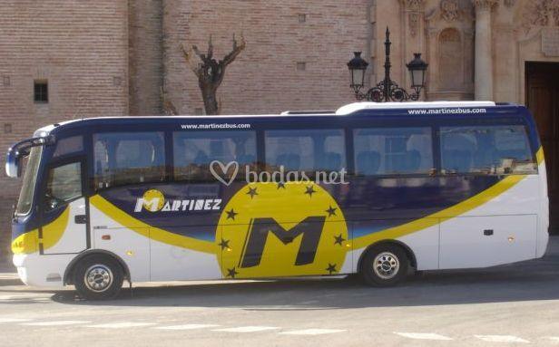 Autocares Martínez