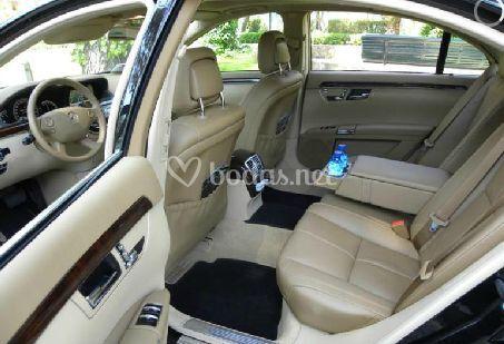 Interior Mercedes S