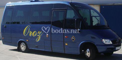 Microbuses de 22 plazas