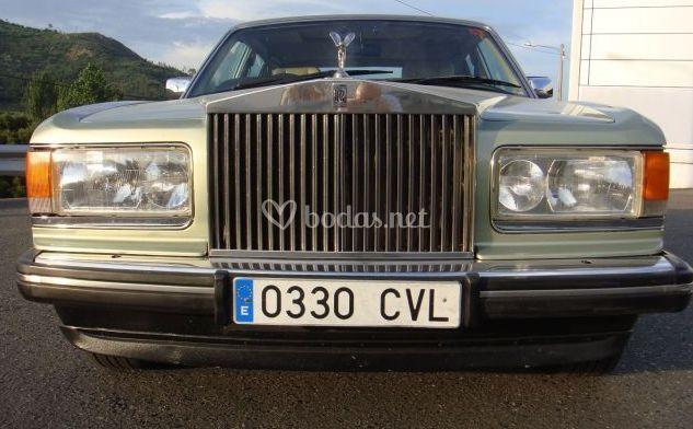 Rolls Royce para un día muy especial