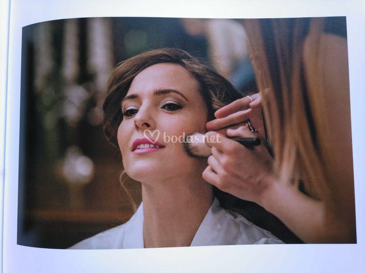 Maquillaje y atención