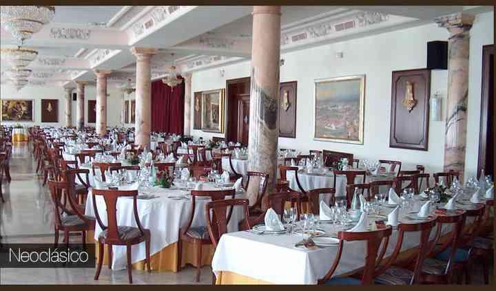 Salón neoclásico