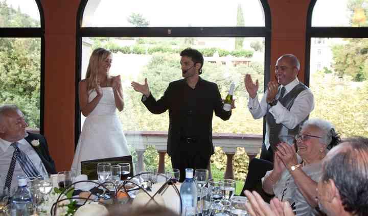 Magia en tu boda