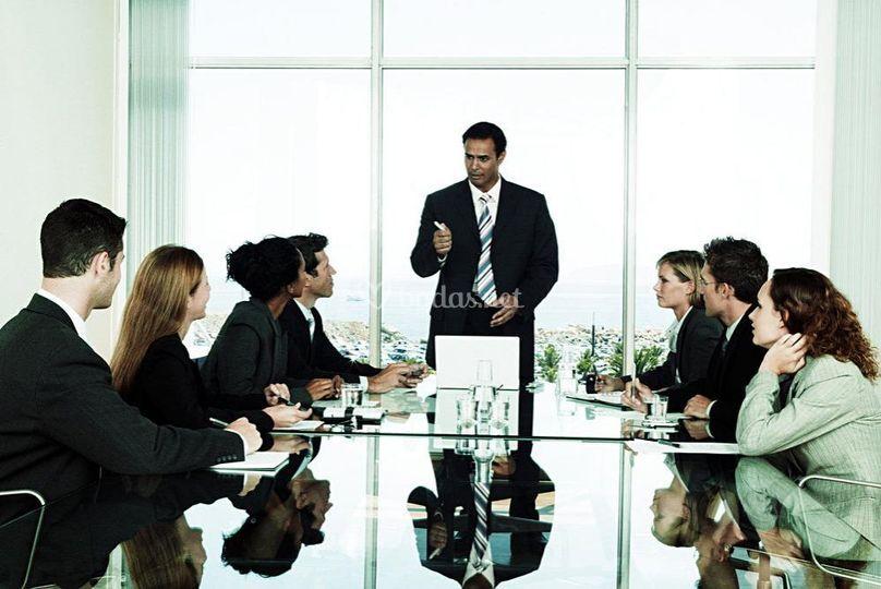 Conferencias y eventos