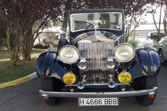 El coche para tu boda