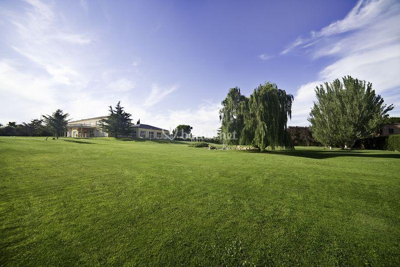 Jardines Finca Prats