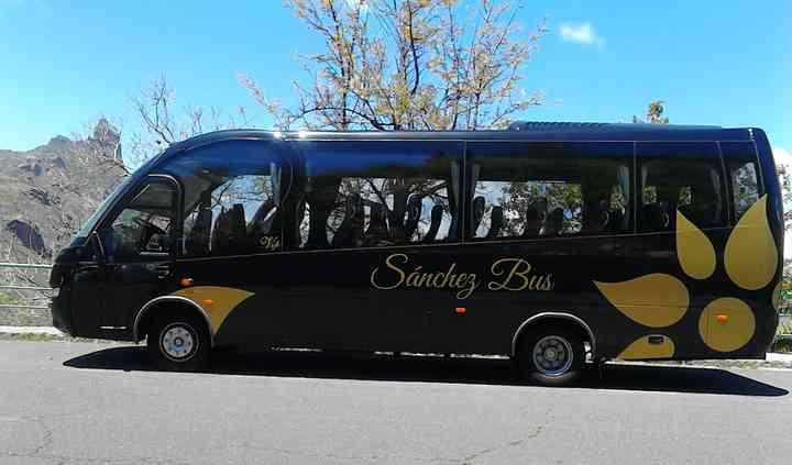 Nuestro Bus de 30 Plazas