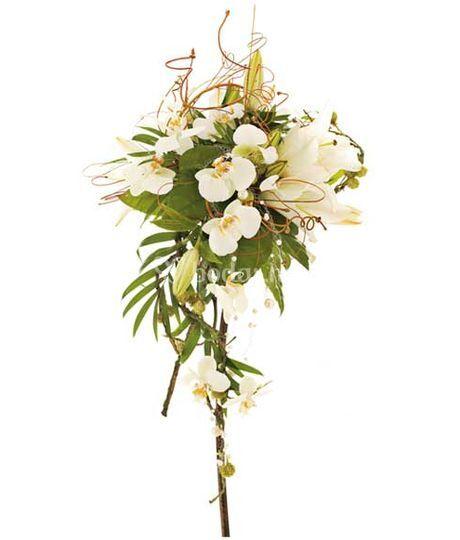 Ramo de lillium oriental