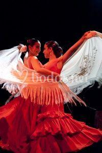 Flamenco en la boda