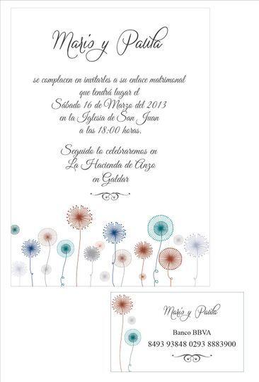 Invitación primaveral