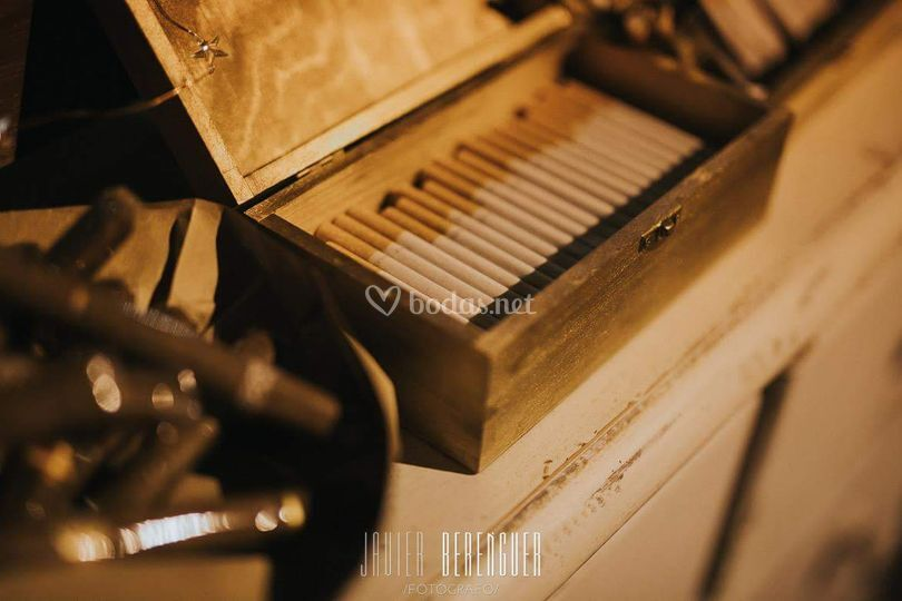 Rincon del fumador