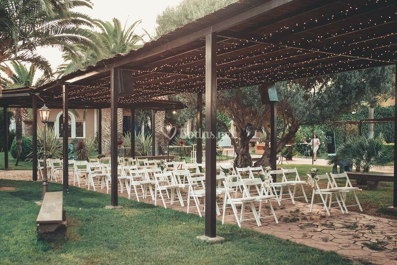 Zona de ceremonia