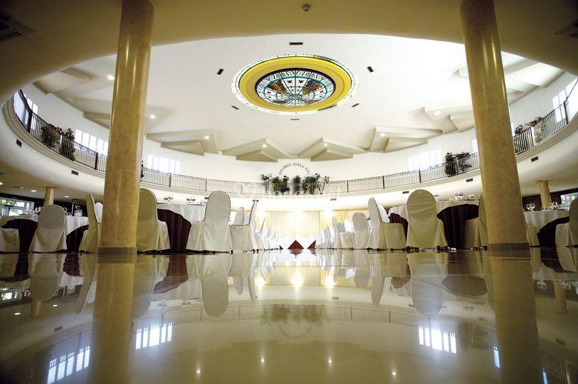 Salón circular