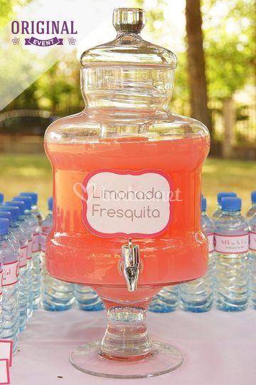Puestos de limonada