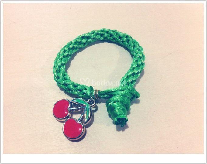 Pulsera verde