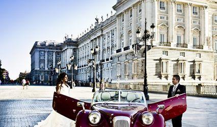 Alquiler coches boda Madrid