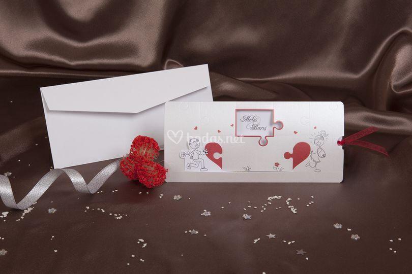 Invitación de boda - 30079