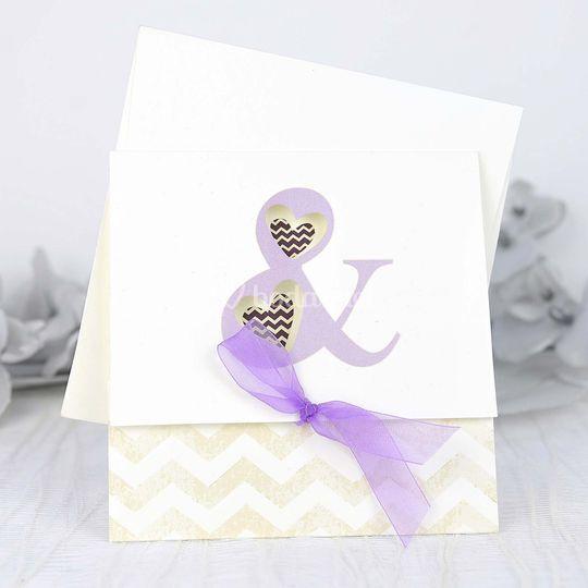 Invitación de boda - 39202