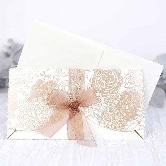 Invitación boda - 39207