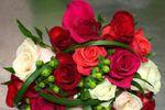 Ramo de rosas con color